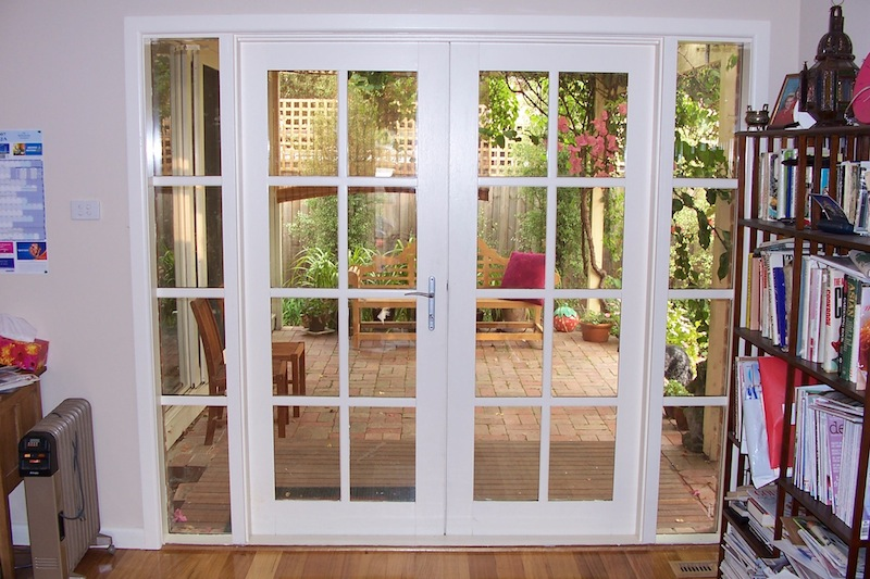 Flyscreen Doors Melbourne A Steel Mesh Security Screen Looks Just